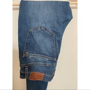Madewell Blue Jeans